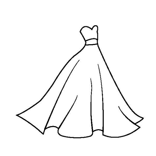 wedding dress coloring pages for adults ficts