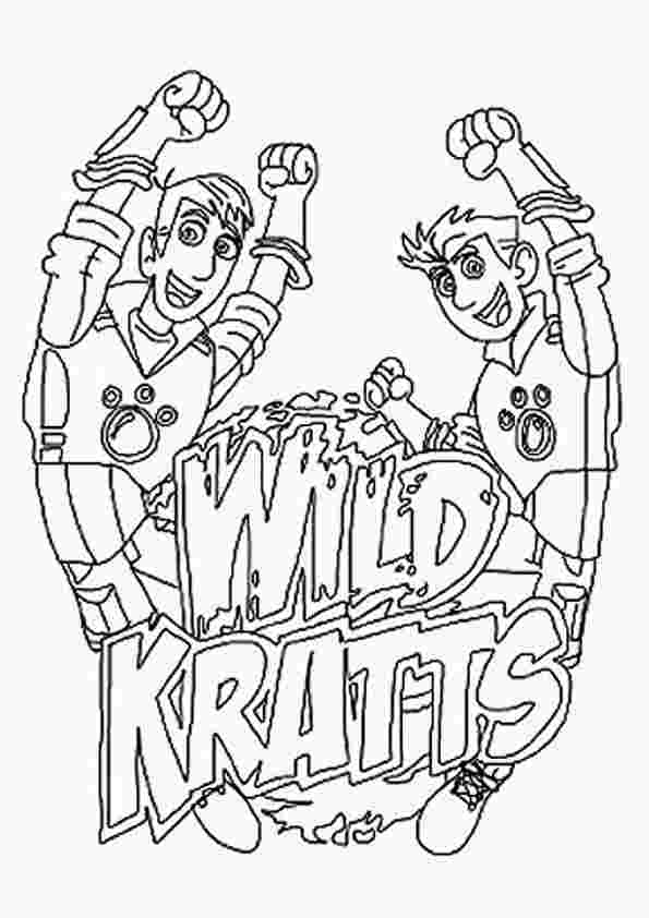 wild kratts power discs coloring pages wild kratts coloring