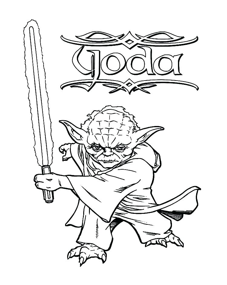 yoda coloring pages best coloring pages for kids