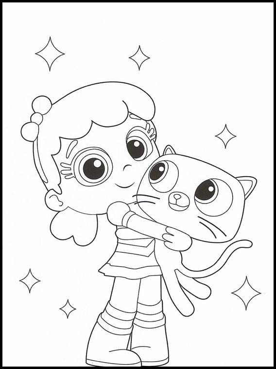 true and the rainbow kingdom printables 7 coloring pages