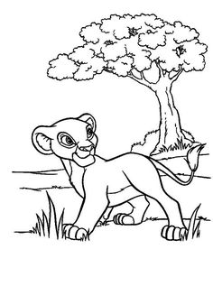 105 best the lion king images in 2020 disney coloring