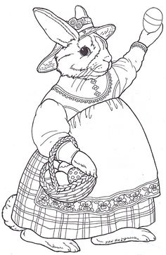162 best easter coloring pages images in 2020 easter