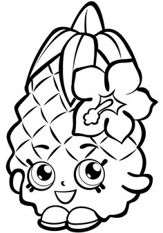 53 best shopkins coloring pages images shopkins