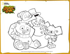 animal jam snow leopard coloring page animal jam