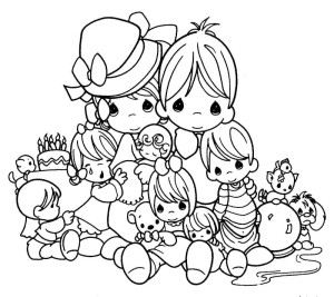 friends coloring pages coloring pages part 5