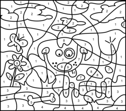 hard coloring pages of dogs at getcolorings free