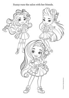 here is the sunny day coloring page click the picture to