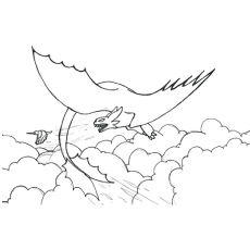 how to train your dragon coloring pages free printable