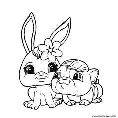 littlest pet shop coloring pages to print clore photo