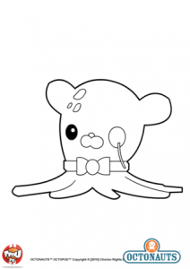 octonauts to print octonauts kids coloring pages