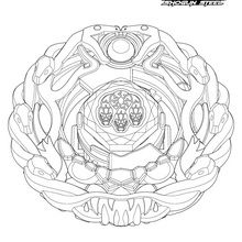 orochi coloring pages hellokids