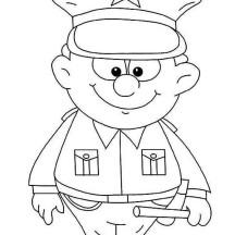 police officer netart