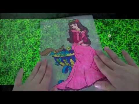 princess aurora sleeping beauty coloring a disney