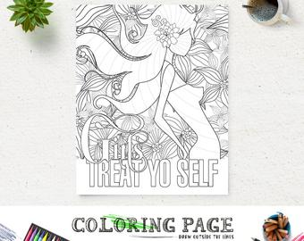 printable coloring page the best is yet to come printable