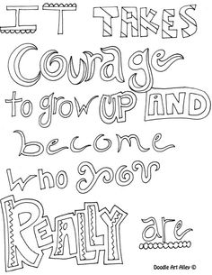quotes coloring pages cute quotesgram