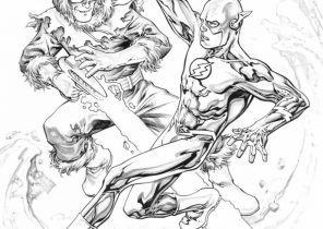 the flash coloring pages coloring4free