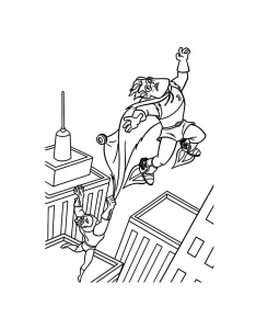 the incredibles free printable coloring pages for kids