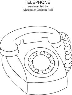 who invented the telephone american history for kids