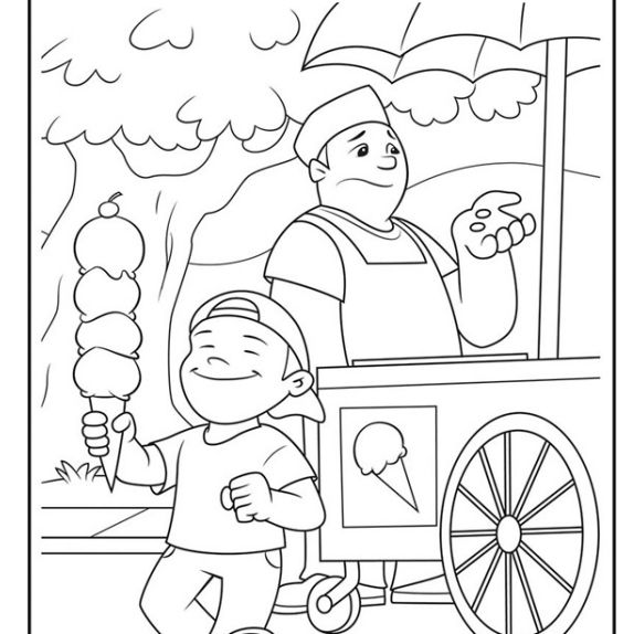 307 free printable spring coloring sheets for kids
