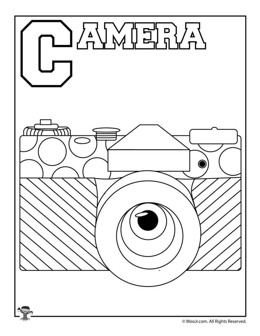 c is for camera woo jr kids activities