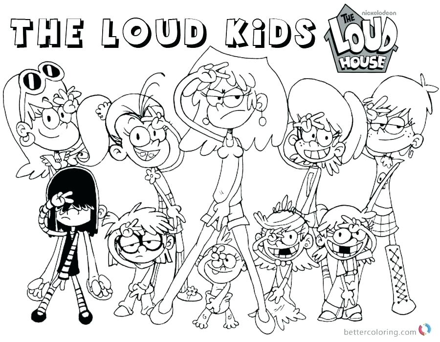 cartoon house coloring pages at getdrawings free download