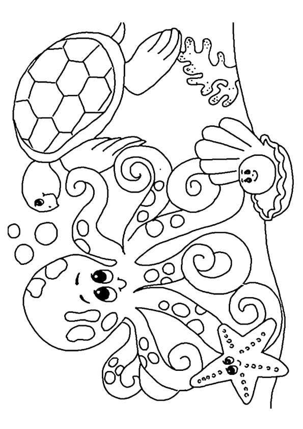 colouring pages horizon lighthouse creche and nursery