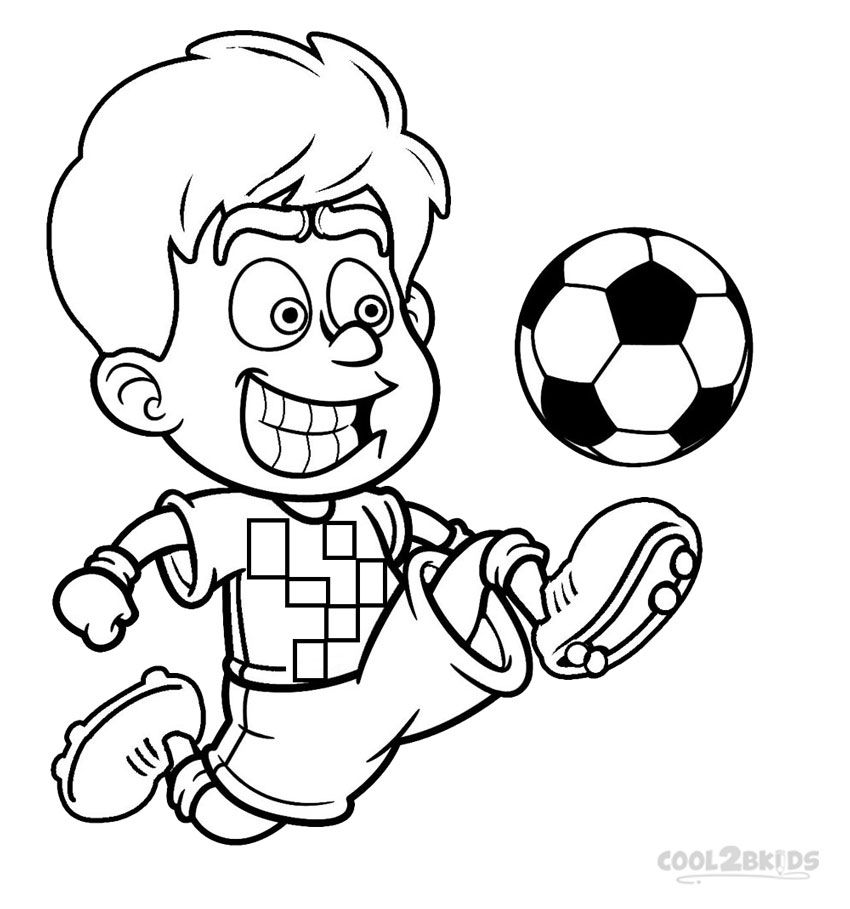 football player coloring pages with images football