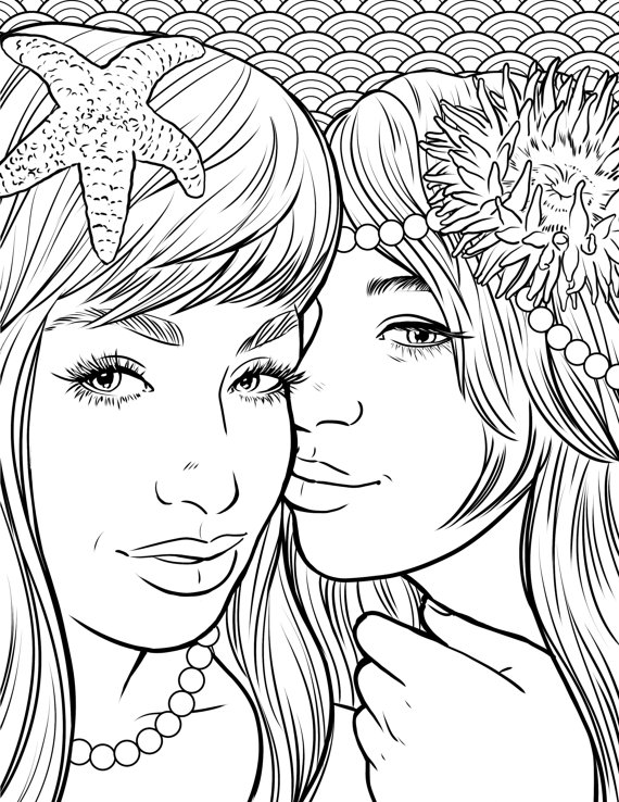 makeup coloring pages at getcolorings free printable
