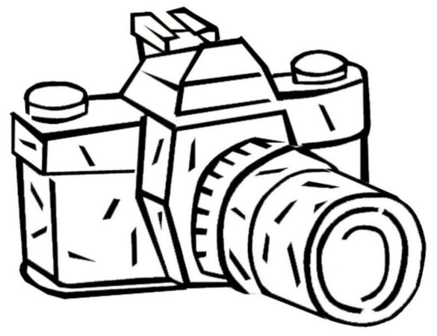 malvorlage kamera coloring and malvorlagan