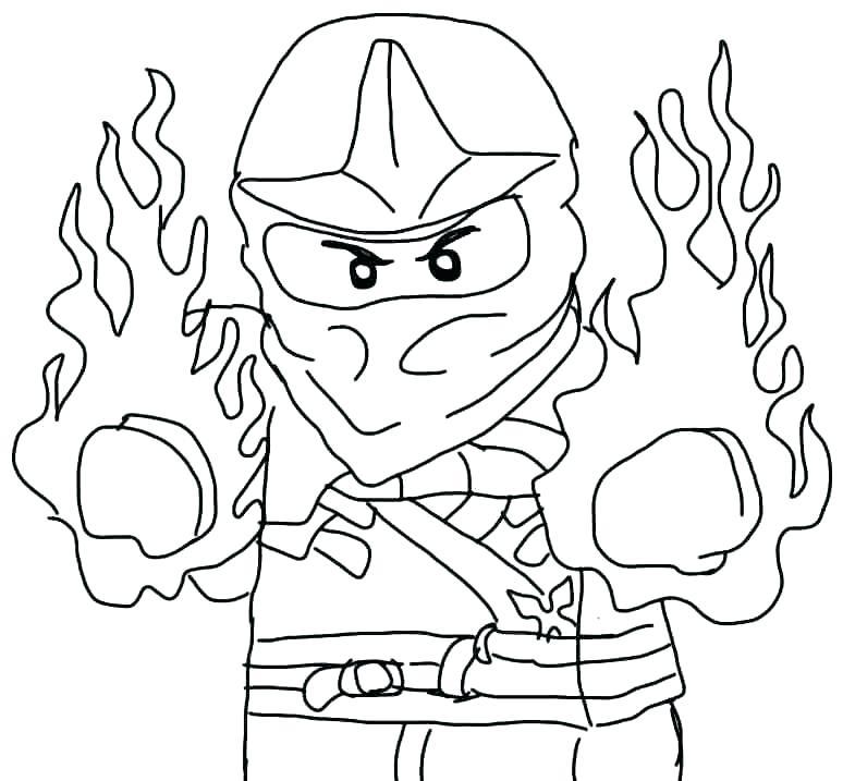 ninjago drawing at getdrawings free download