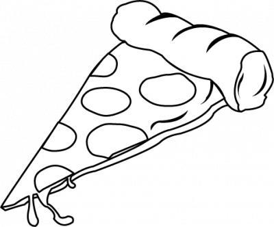 pepperoni pizza clip art clipartsco
