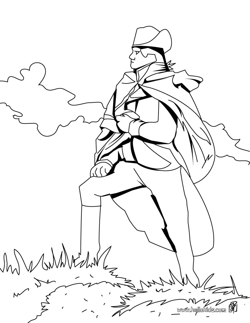 proud soldier coloring pages hellokids