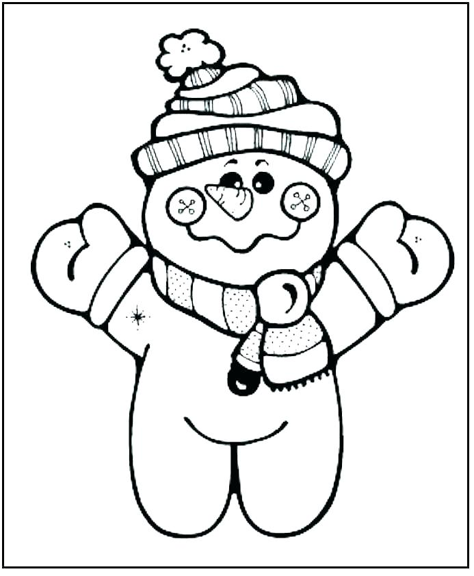 snowman face coloring page at getcolorings free