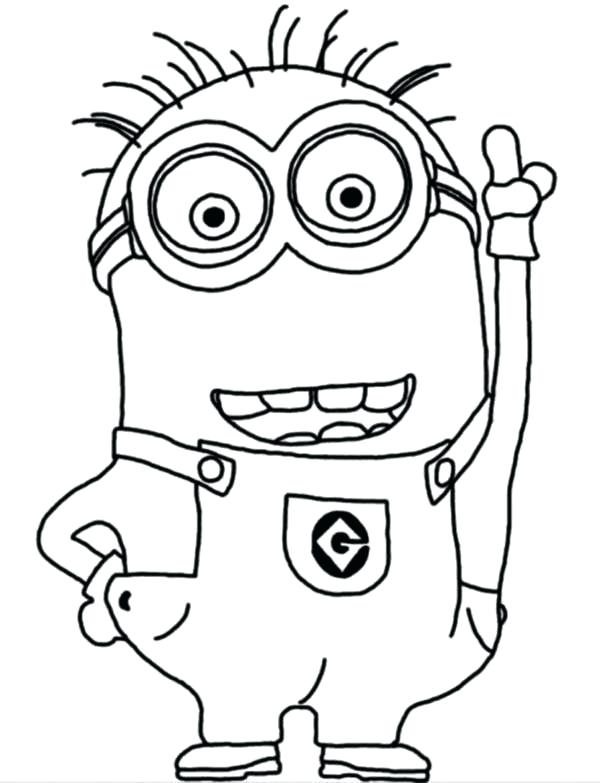 halloween minion coloring pages at getcolorings free