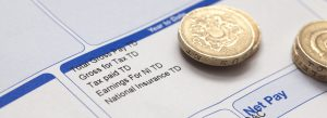 payslip paye scheme