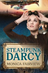 Steampunk Darcy Cover
