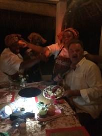 Birthday celebrations in Zanzibar