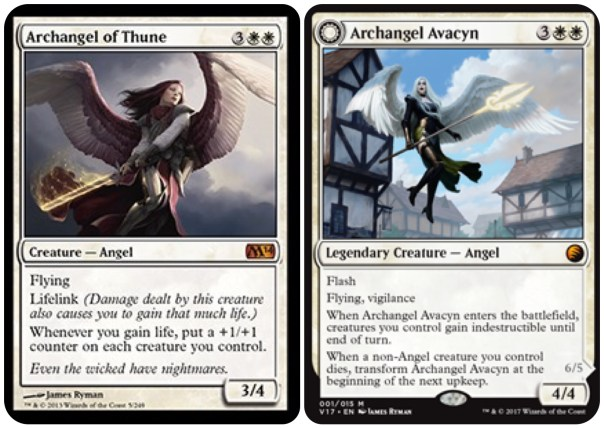 How To Build A White Angel Deck Mtg