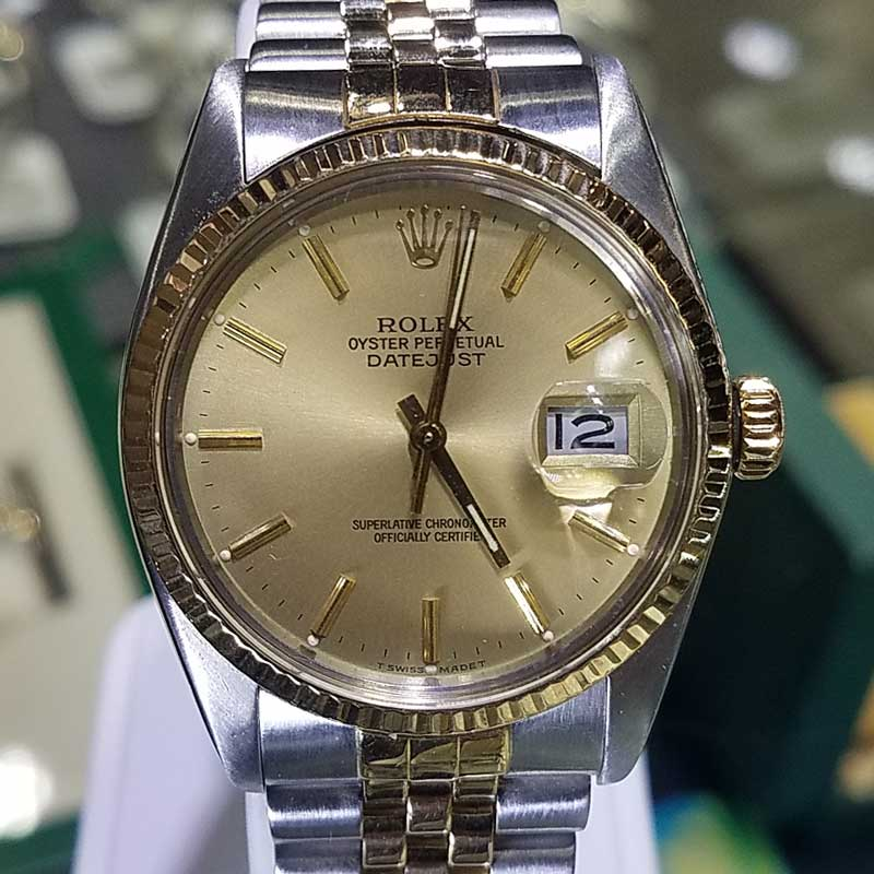 Pre-Owned Men's Rolex Watch