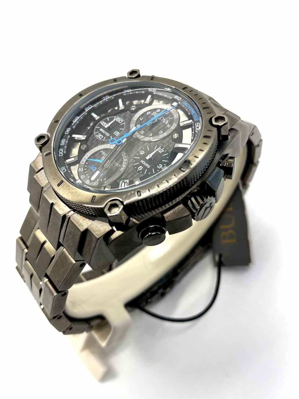 Bulova Men's Tachymeter Watch