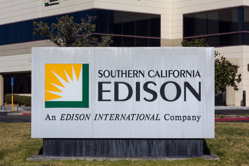 - SOUTHERN CALIFORNIA EDISON
