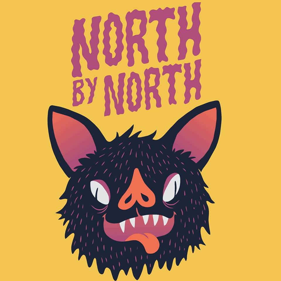 Logo of North by North from Chicago is set to perform at The White Wall Sessions in Sioux Falls.