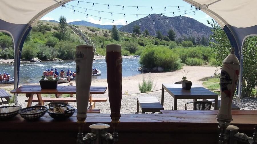 Buena Vista Colorado Dinning