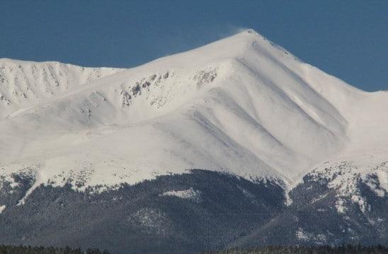 Colorado Snowpack.