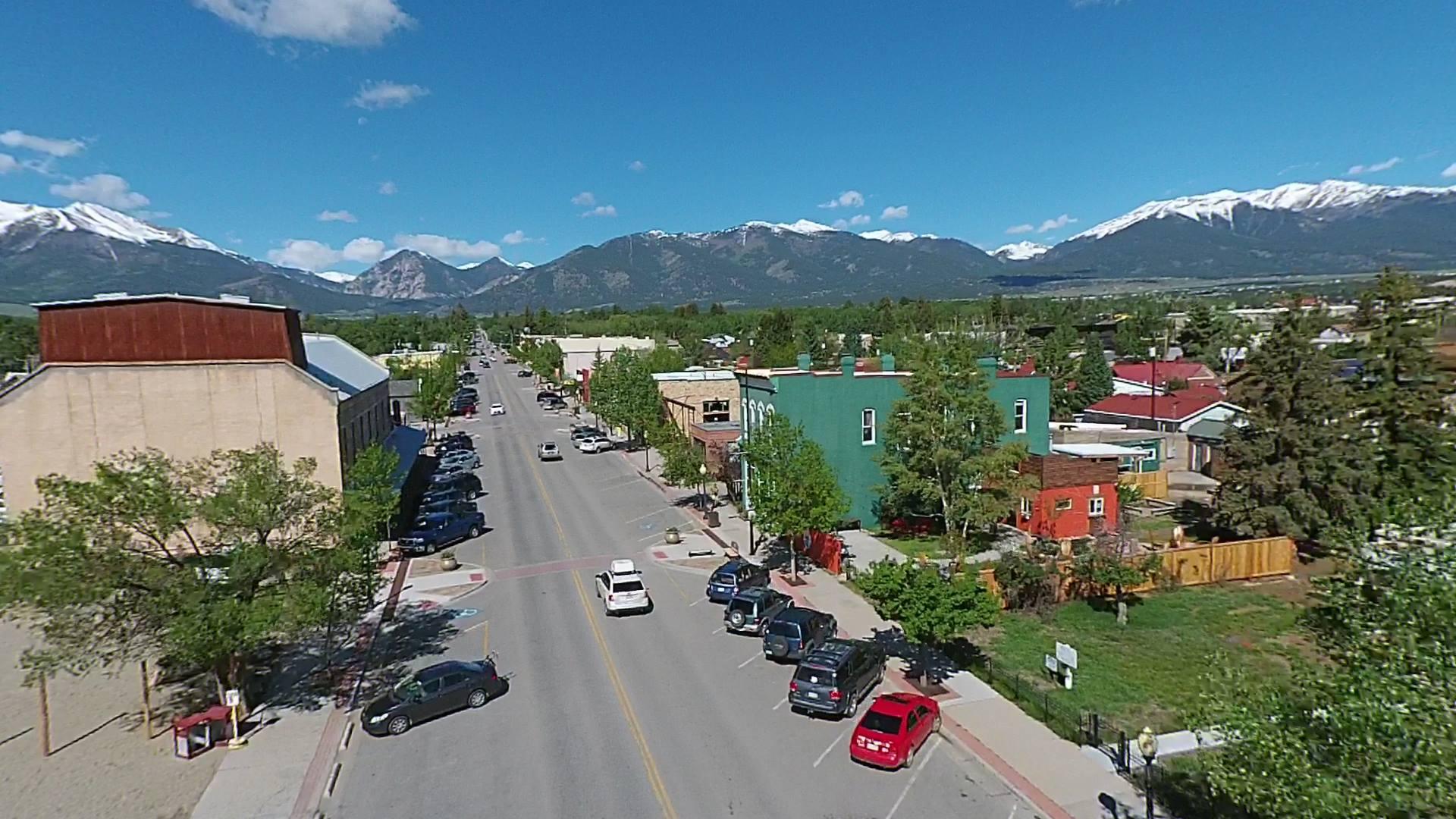 Buena Vista Colorado is a popular summer vacation destination.