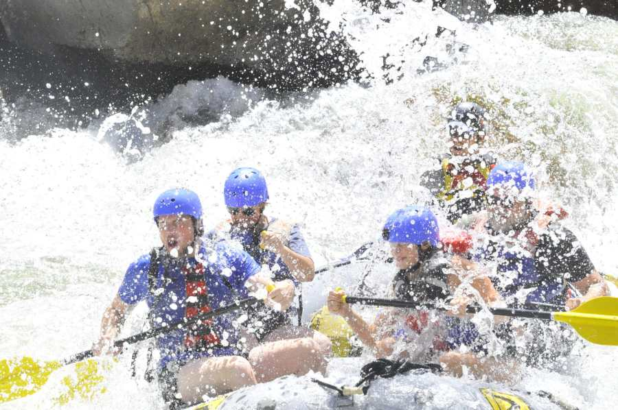 Raft the Royal Gorge of the Arkansas River.