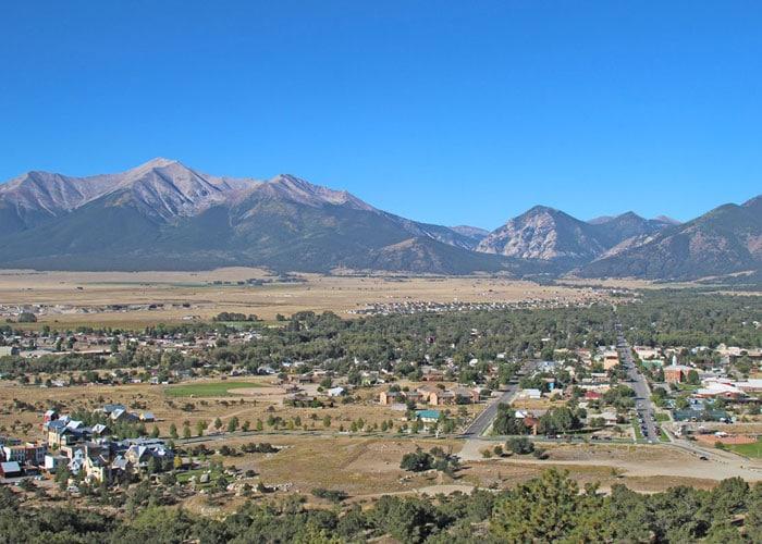 Buena Vista, Colorado.