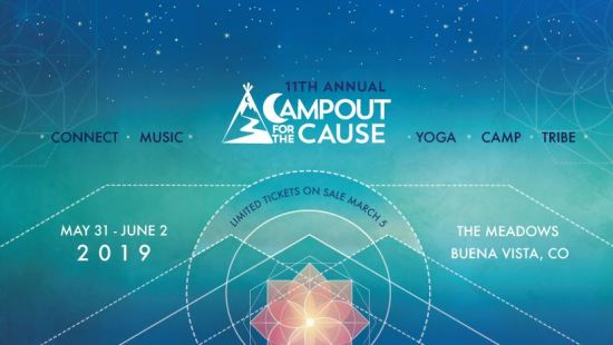 2019 Campout for the Cause @ The Meadows | Buena Vista | Colorado | United States