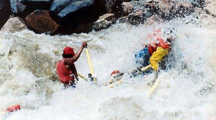 Sunshine Falls circa 1989