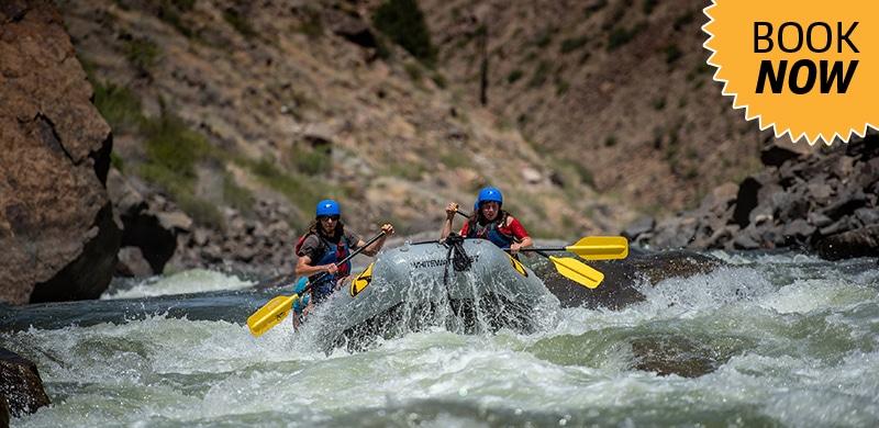 Raft the Royal Gorge.
